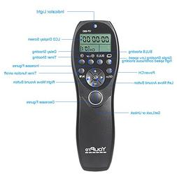 YP-880 DC0 Timer Remote Control LCD Display Camera Wired Shu