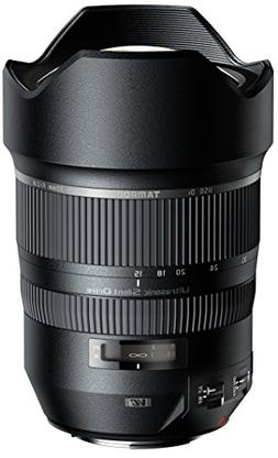 Tamron A012N SP 15-30mm F2.8 Di VC USD Ultra-Wide-Angle Zoom