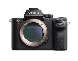 Sony a7R II Full-Frame Mirrorless Interchangeable Lens Camer
