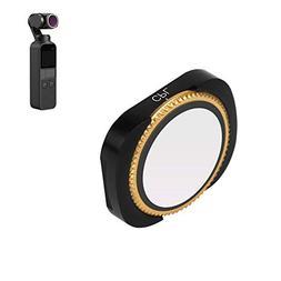 Sunnylife Adjustable CPL Lens Filter for DJI OSMO Pocket Gim