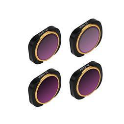 Sunnylife Adjustable ND8-PL ND16-PL ND32-PL ND64-PL Lens Fil