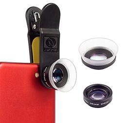 Apexel Professional 12X/24X Advanced Macro Lens for iPhone 6
