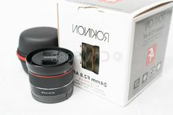 Rokinon AF 24mm f/2.8 FE Lens for Sony E
