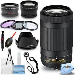 Nikon AF-P DX NIKKOR 70-300mm f/4.5-6.3G ED VR Lens 20062 Pr