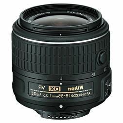 Nikon AF-S NIKKOR 18-55mm f/3.5-5.6G VR II DX Lens