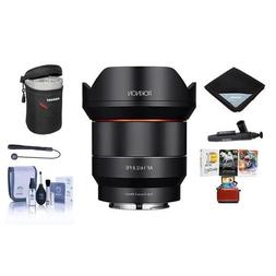 Rokinon 14mm F2.8 AF Wide Angle, Full Frame Auto Focus Lens