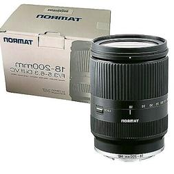 Tamron AFB011EM700 18-200mm Di III VC IS Zoom Lens for Canon
