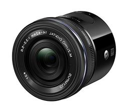Olympus Air A01 Black Body with Black 14-42mm EZ Lens