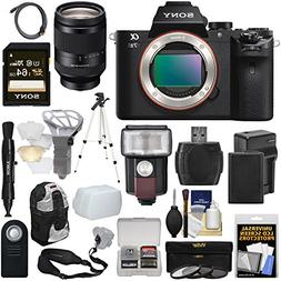 Sony Alpha A7 II Digital Camera Body with FE 24-240mm Lens +