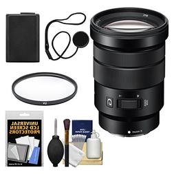 Sony Alpha E-Mount 18-105mm f/4.0 OSS PZ Zoom Lens with Batt