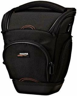 AmazonBasics Holster Camera Case for DSLR Cameras - Black