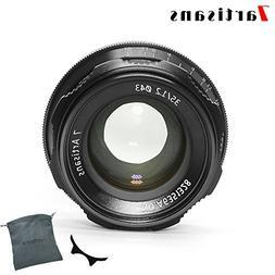 7artisans 35mm F1.2 APS-C Manual Focus Lens Widely Fit for C