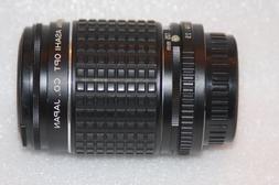 PENTAX ASAHI TAKUMAR K  MOUNT 135MM F/2.5 TELEPHOTO PRIME LE