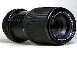 Rokinon Auto Zoom Super Coated 1:4.5 F=80-200mm