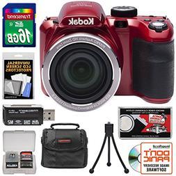 KODAK PIXPRO AZ421 Astro Zoom Digital Camera  with 16GB Card
