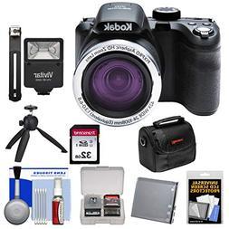 KODAK PIXPRO AZ421 Astro Zoom Digital Camera  with 32GB Card