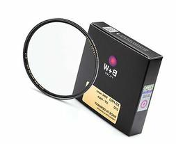 B+W 43mm XS-Pro Clear UV Haze with Multi-Resistant Nano Coat