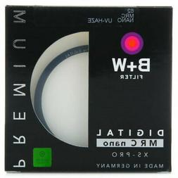 B+W 49-95mm XS-PRO UV MRC Nano Haze Protective UV Filter Ult