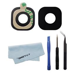 YUYOND Back Camera Glass Lens Replacement with Adhesive for