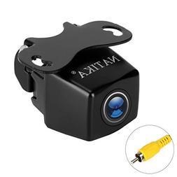 NATIKA Backup Camera with Waterproof HD Night Vision Rear Vi