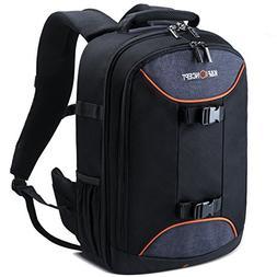K&F Concept Professional Camera Bag 20L Large Capacity Backp