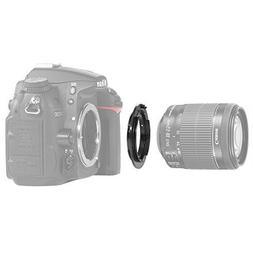 Neewer 3x Bayonet Mount Ring for Nikon 18-15 18-105 55-200mm