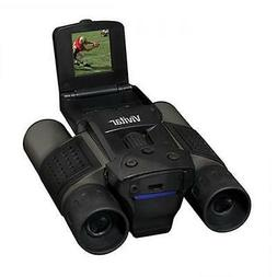 Vivitar 12x25 Binoculars with Built-in Digital Camera
