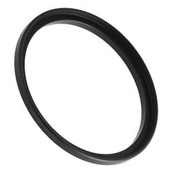 FOTGA Black 46mm to 37mm 46mm-37mm Step Down Filter Ring for