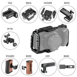 bmpcc 4k cage qr cage cable clamp