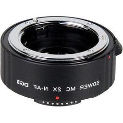 Bower SX4DGC 2x Teleconverter for Canon SL1