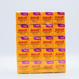 Kodak Bright Sun & Flash 35mm/ ISO 200-24 Exp Each/20 Roll S