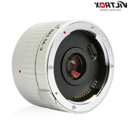 VILTROX C-AF 2X II AF Auto Focus Teleconverter <font><b>Lens