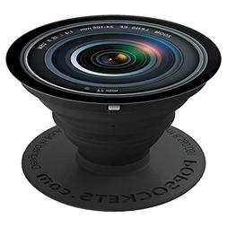 Camera Lens 24-105mm - PopSockets Grip and Stand for Phones