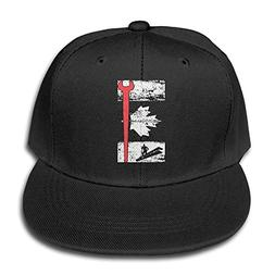 Wons CANADIAN IRONWORKER Classic Cotton Dad Hat Adjustable P