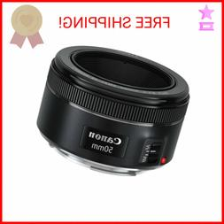 Canon EF 50mm f/1.8 Fixed Focal Length Lens