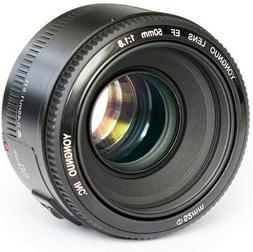 For Canon EF 50mm f/1.8 STM Lens