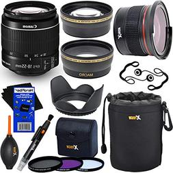 Canon EF-S 18-55mm f/3.5-5.6 is Mark II Zoom Lens for Canon