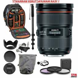 Canon EF 24-70mm f/2.8L II USM Standard Zoom Lens, 82mm Filt