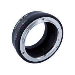 Fd To Eos Lens Adapter Camera Lenses | Lensescamera net