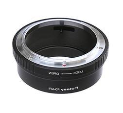 Fotasy Canon FD Lens to Sony A7, A7