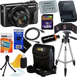 Canon PowerShot G7 X Mark II Digital Camera w/ 1 Inch Sensor