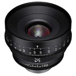 Canon - Rokinon Xeen 20mm T1.9 Wide Angle Pro Cine Lens for