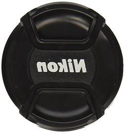 CowboyStudio 62mm Center Pinch Snap-on Lens Cap for Nikon Le