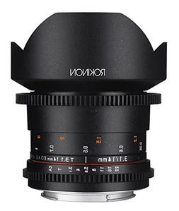 Rokinon Cine DS DS14M-C 14mm T3.1 ED AS IF UMC Full Frame Ci