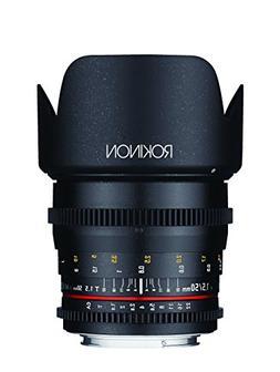 Rokinon DS50M-MFT Cine DS 50 mm T1.5 AS IF UMC Full Frame Ci