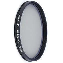 Zomei 58mm CIR-PL Circular Polarizing CPL Filter for Canon N