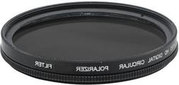 55MM Circular Polarizer  Filter For Sony a7, a7S, a7IIK, a7I