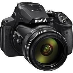 Nikon Coolpix P900 Wi-Fi 83x Zoom Digital Camera -