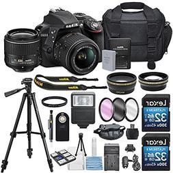Nikon D3300 24.2MP CMOS Digital SLR Camera with AF-S DX NIKK