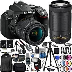 Nikon D5300 with AF-P DX 18-55mm f/3.5-5.6G VR + Nikon AF-P